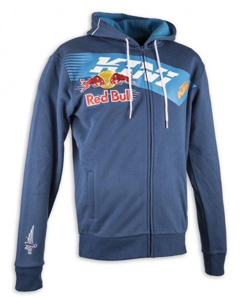 KINI Red Bull Athletic Hoodie Navy
