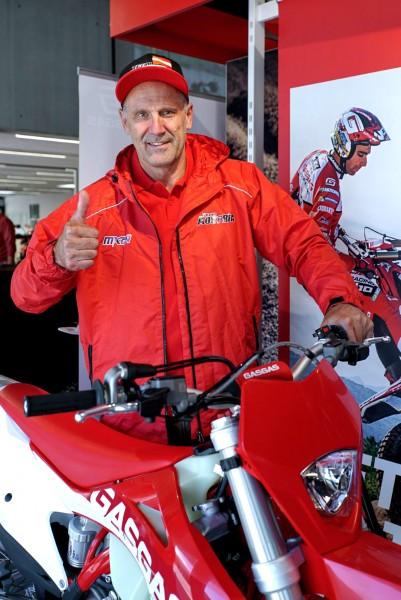 Motocross der Nationen Team Regenjacke