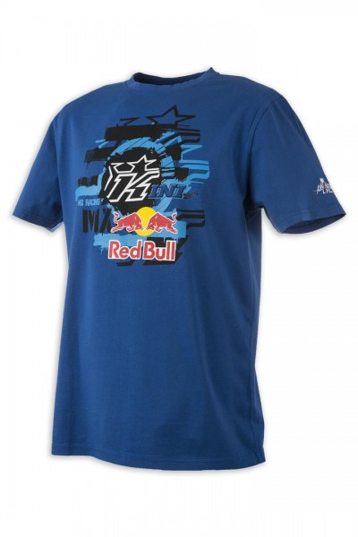 KINI Red Bull Layered Tee Navy