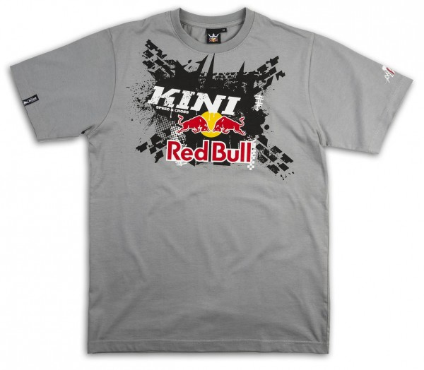 KINI-RB X-UP Tee Grey