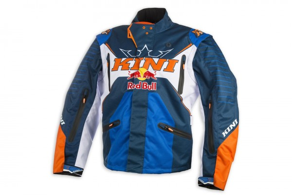 KINI Red Bull Competition Jacket Navy/Orange