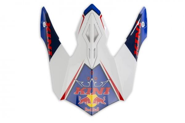 KINI Red Bull Competition Helmet Shield Navy White