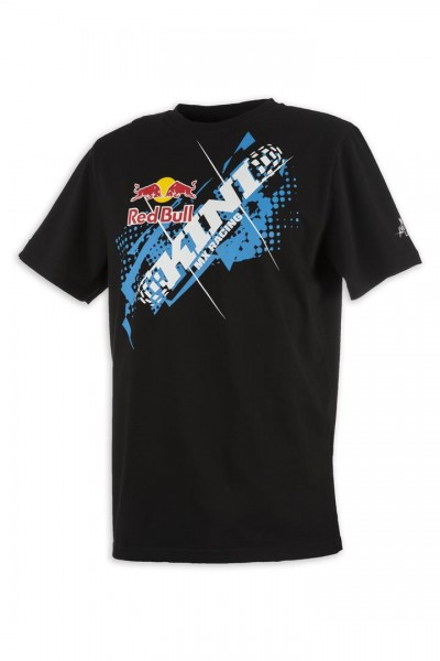 KINI Red Bull Chopped Tee Black