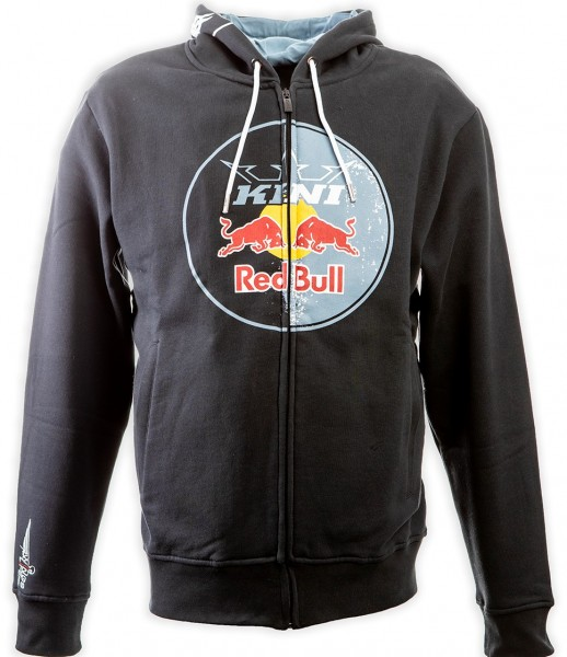 KINI Red Bull Kids Circle Hoodie Anthrazit