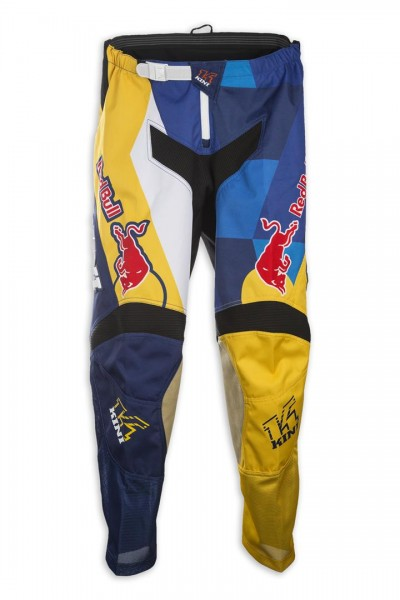 KINI Red Bull Vintage Pants Navy/Yellow