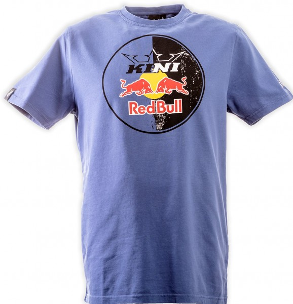 KINI Red Bull Kids Circle Tee Navy
