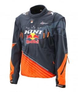 KINI Red Bull Competition Jacke V2.0 Orange/White/Grey