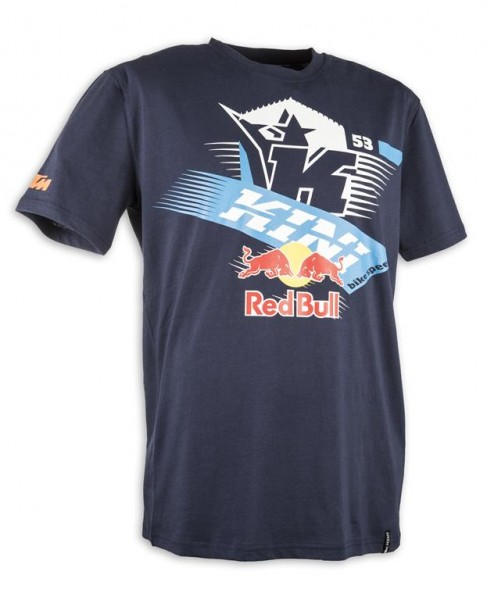 KINI Red Bull Athletic Tee Night Sky