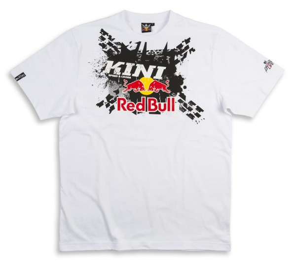 KINI-RB X-UP Tee White