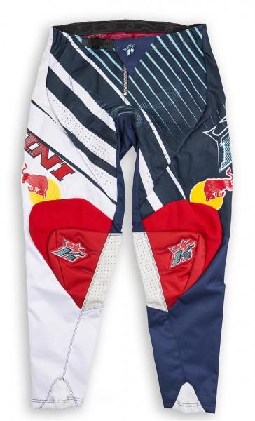 KINI-RB Kids Vintage Pants Red/Blue