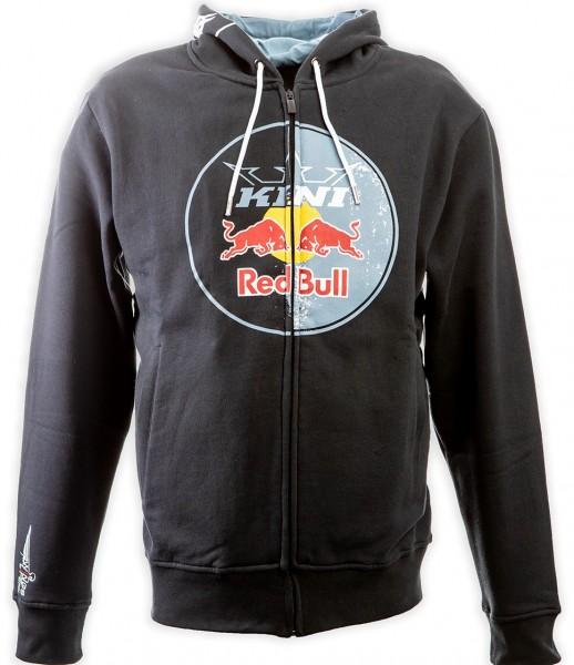 KINI Red Bull Circle Hoodie Anthrazit