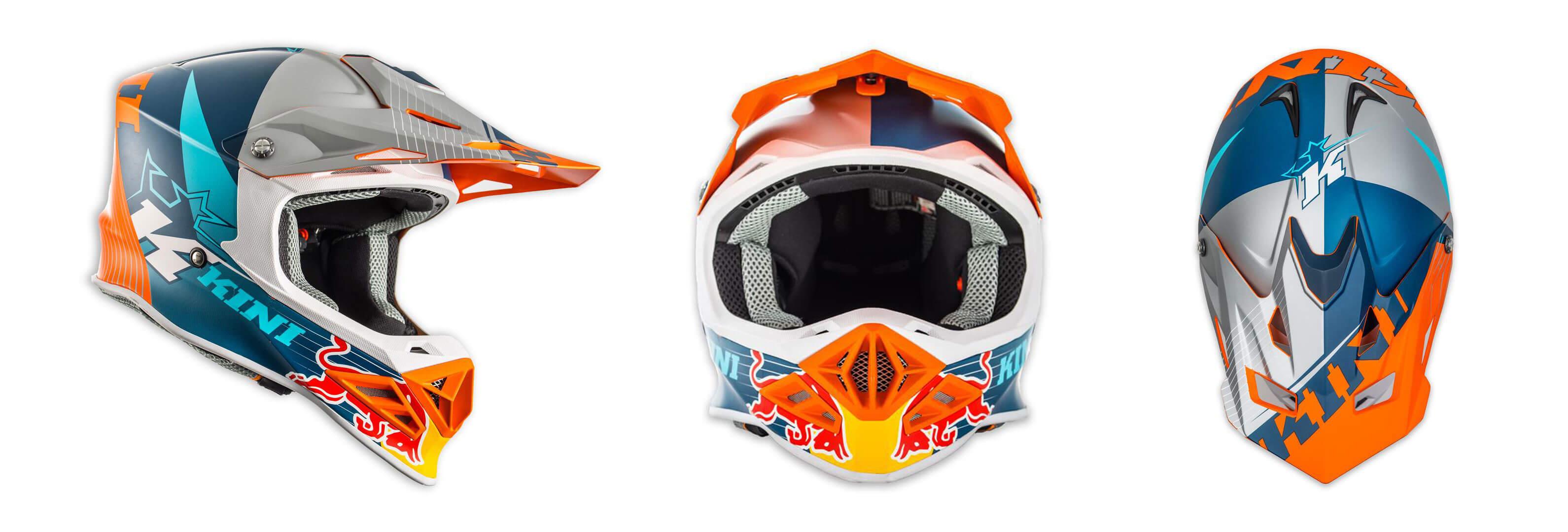 Was macht den Red Bull Motocross Helm so begehrenswert