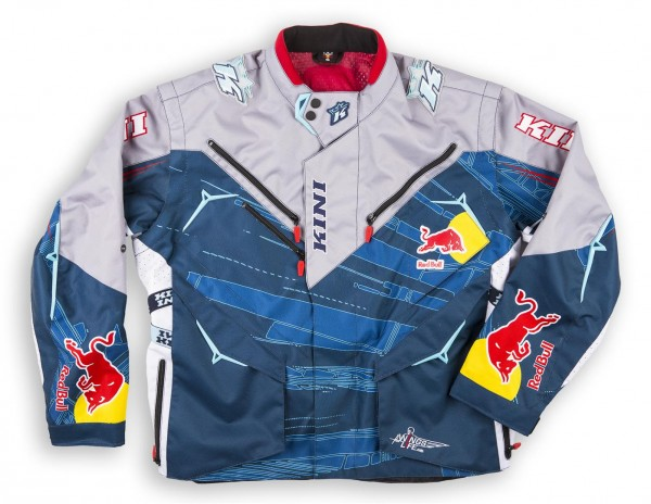 KINI Red Bull Competition Jacket Navy White