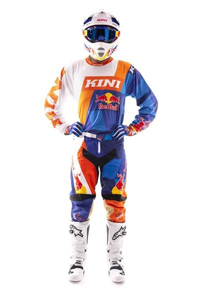Kini Red Bull Vintage Set Orange Blue