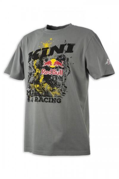 KINI Red Bull Underworld Tee Grey