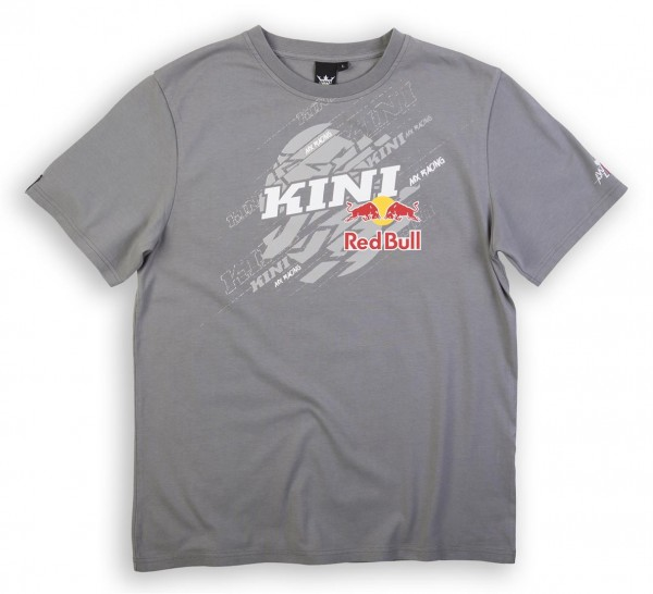 KINI-RB Dissected Tee Grey