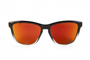KINI RED BULL Classic Shade - black/orange mirror
