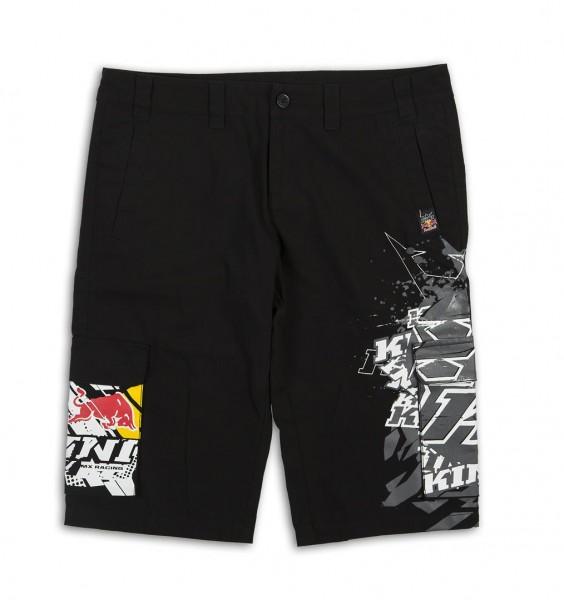 KINI-RB Bermudas Black