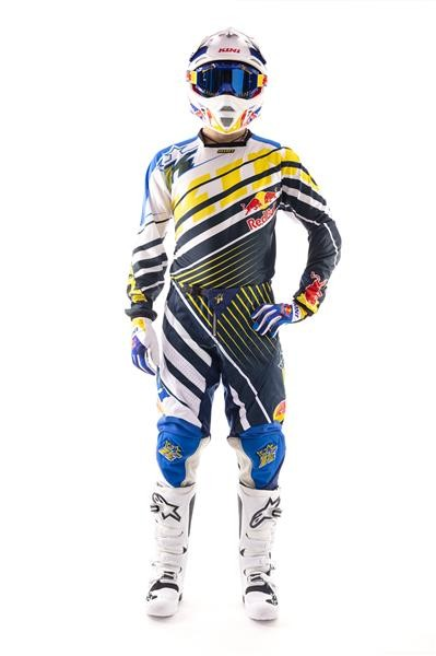 Kini Red Bull Vintage Set Yellow Blue